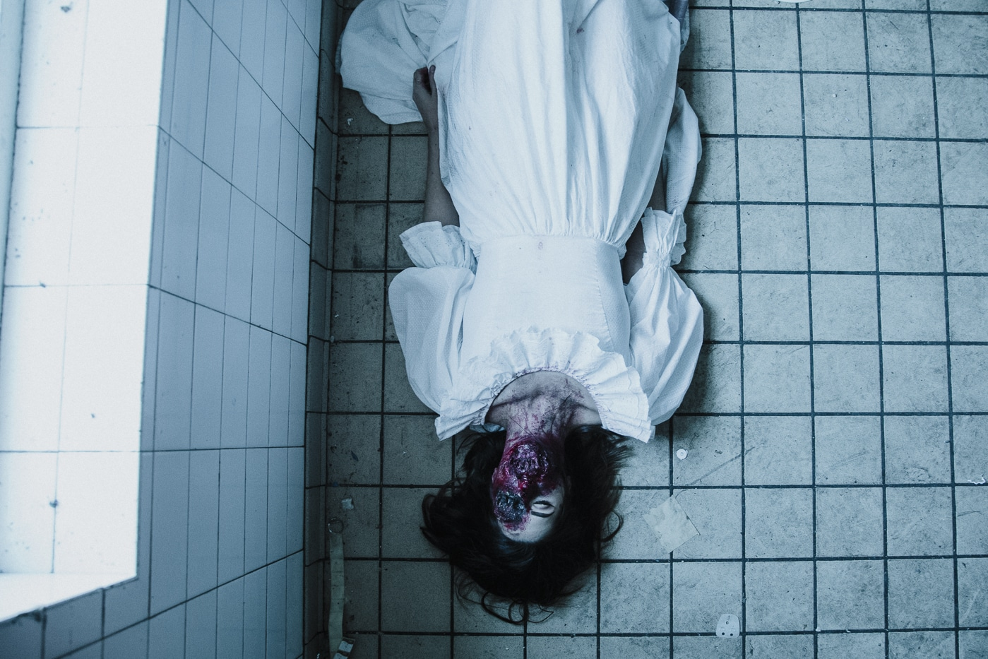 Halloween Horror bride Photograph