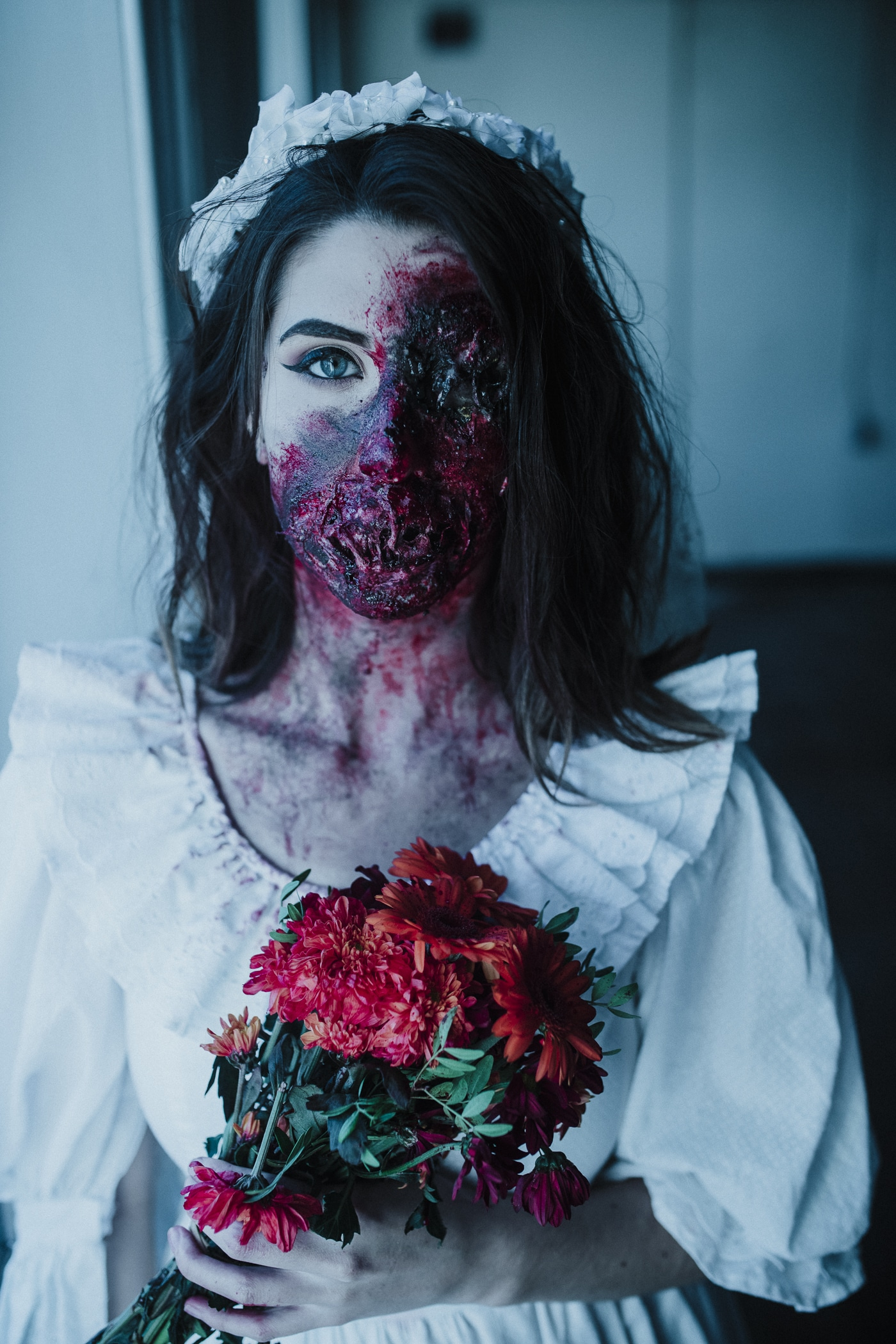 Halloween Horror bride Photograph Zombie Bride