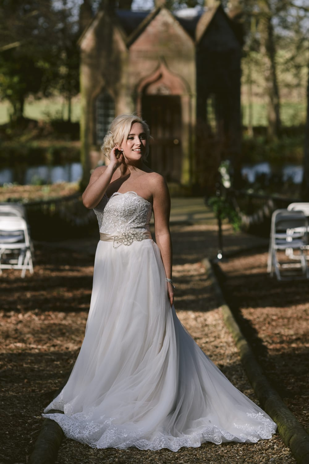 Bridal Wishes Exclusive Georgie-Mae Bridal Photoshoot