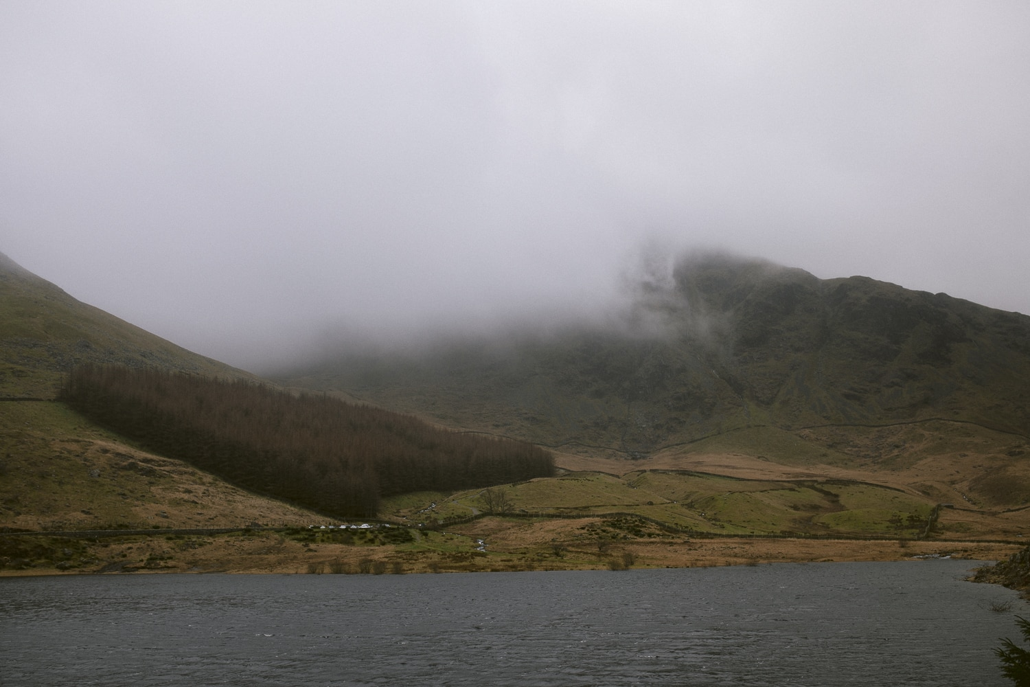 Haweswater view in the lake district