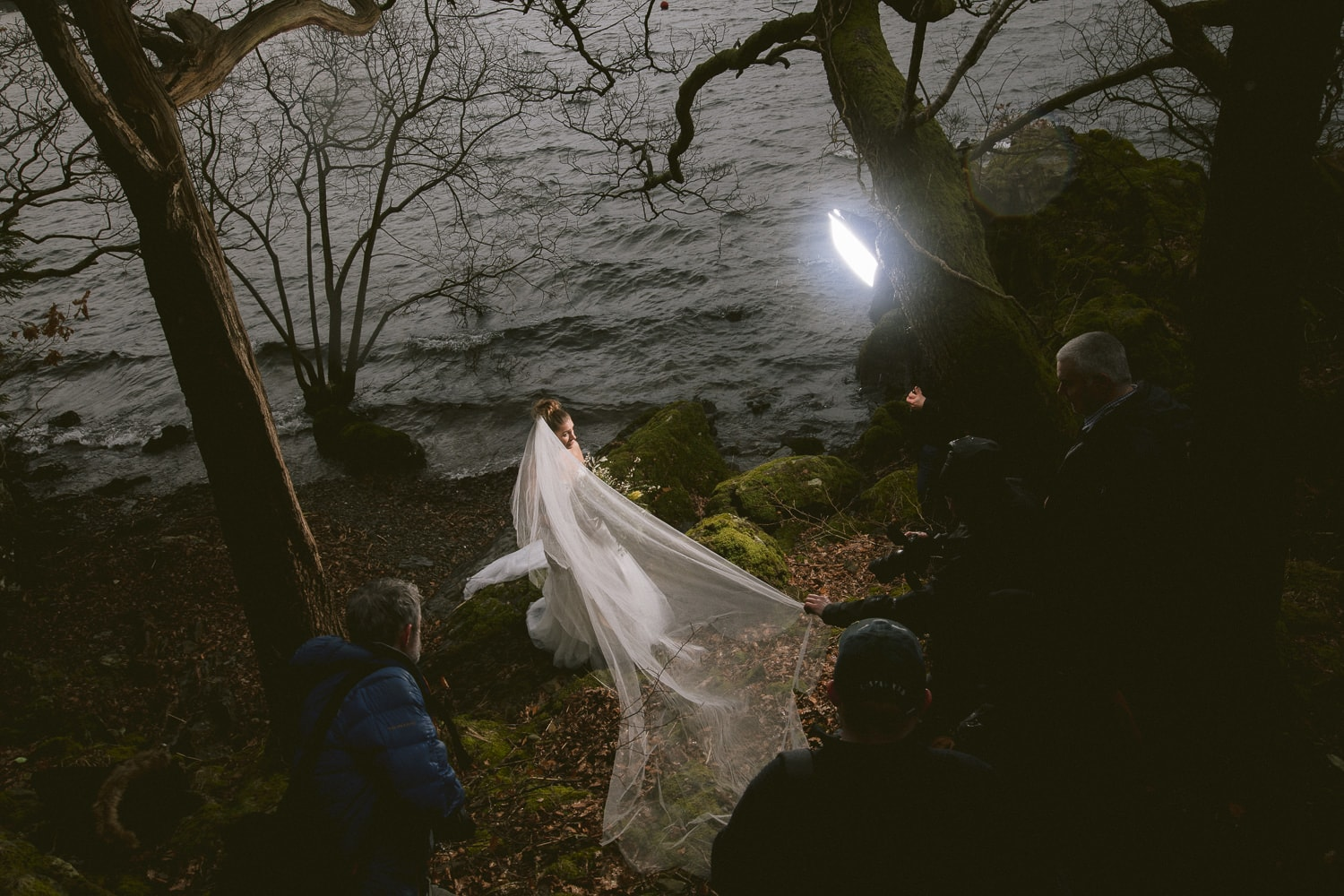 Behind the scenes at Brett Harkness Wedding Photography Training Course