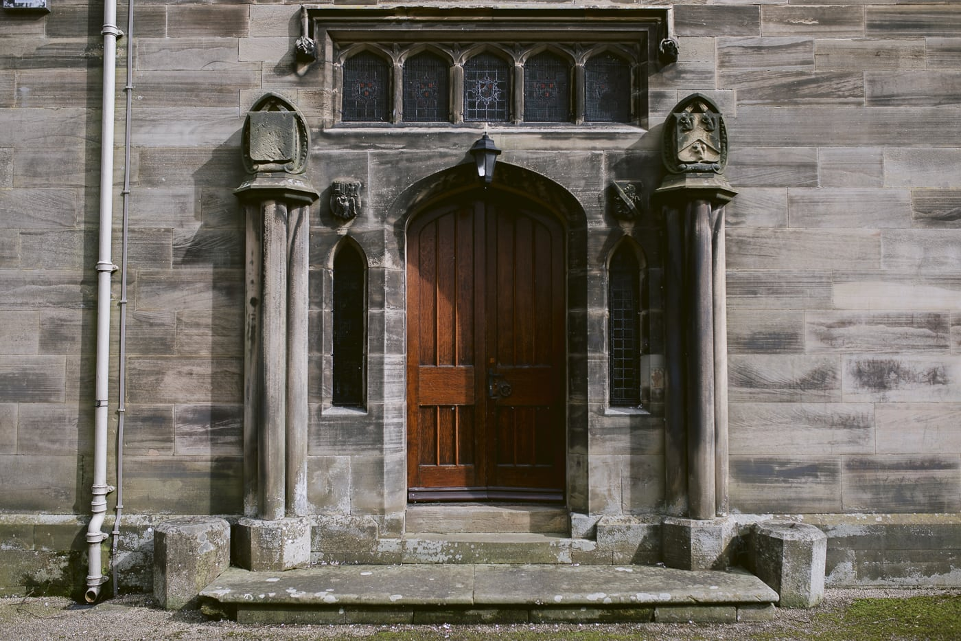 Front Doors of Carlisle Registry office