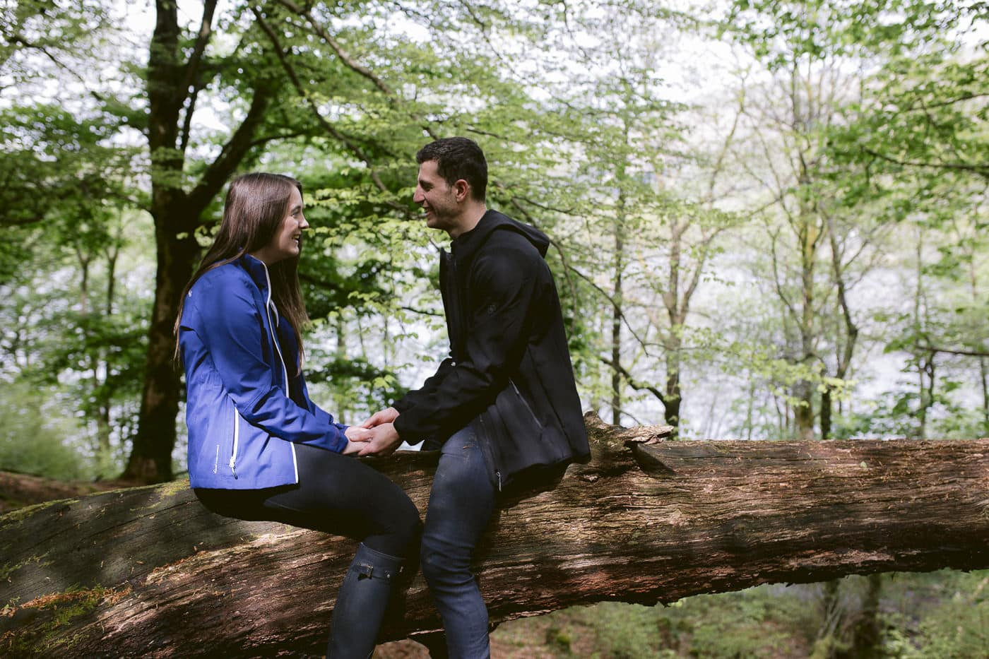 Lake District Proposal With Francesca & Cyril