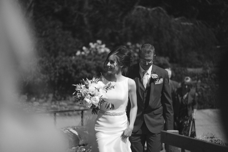 Portait Photo Shoot Outside Wedding Venue