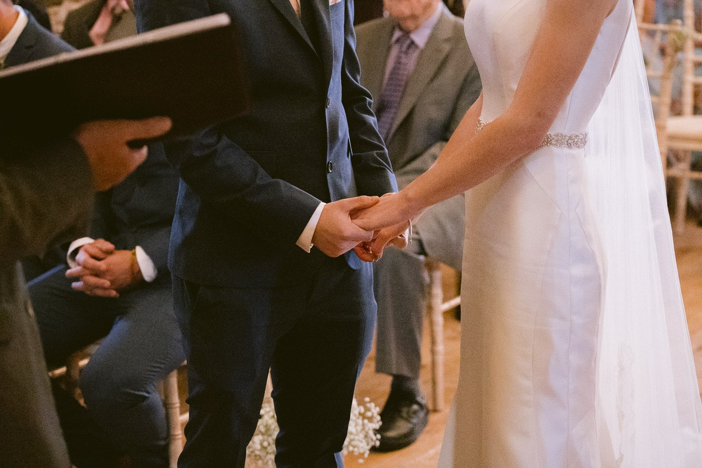 Bride and Groom Wedding Photography Shoot at Three Hills Barn Wedding