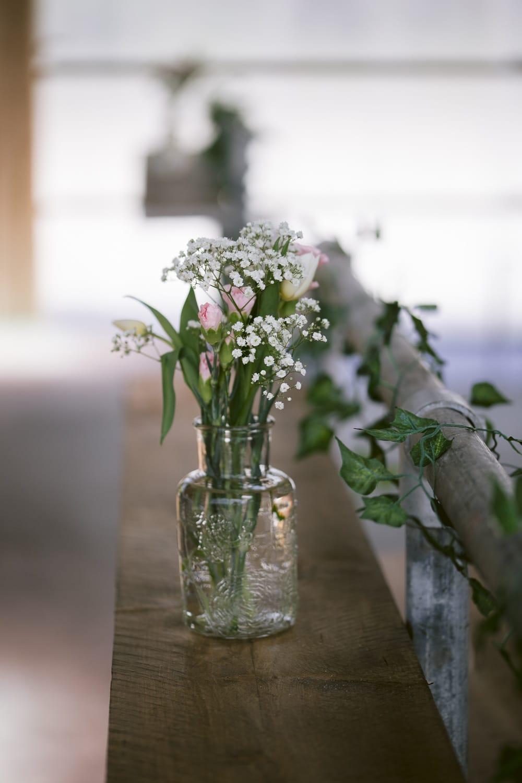Decorative Flowers Photography Shoot
