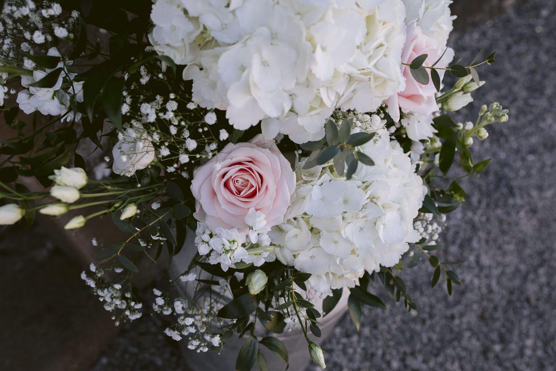 Bouquet of Flowers Portrait