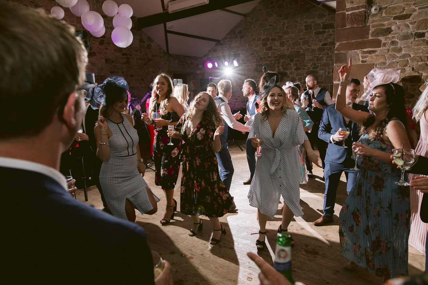 Everyone on the Dance Floor Photography Session