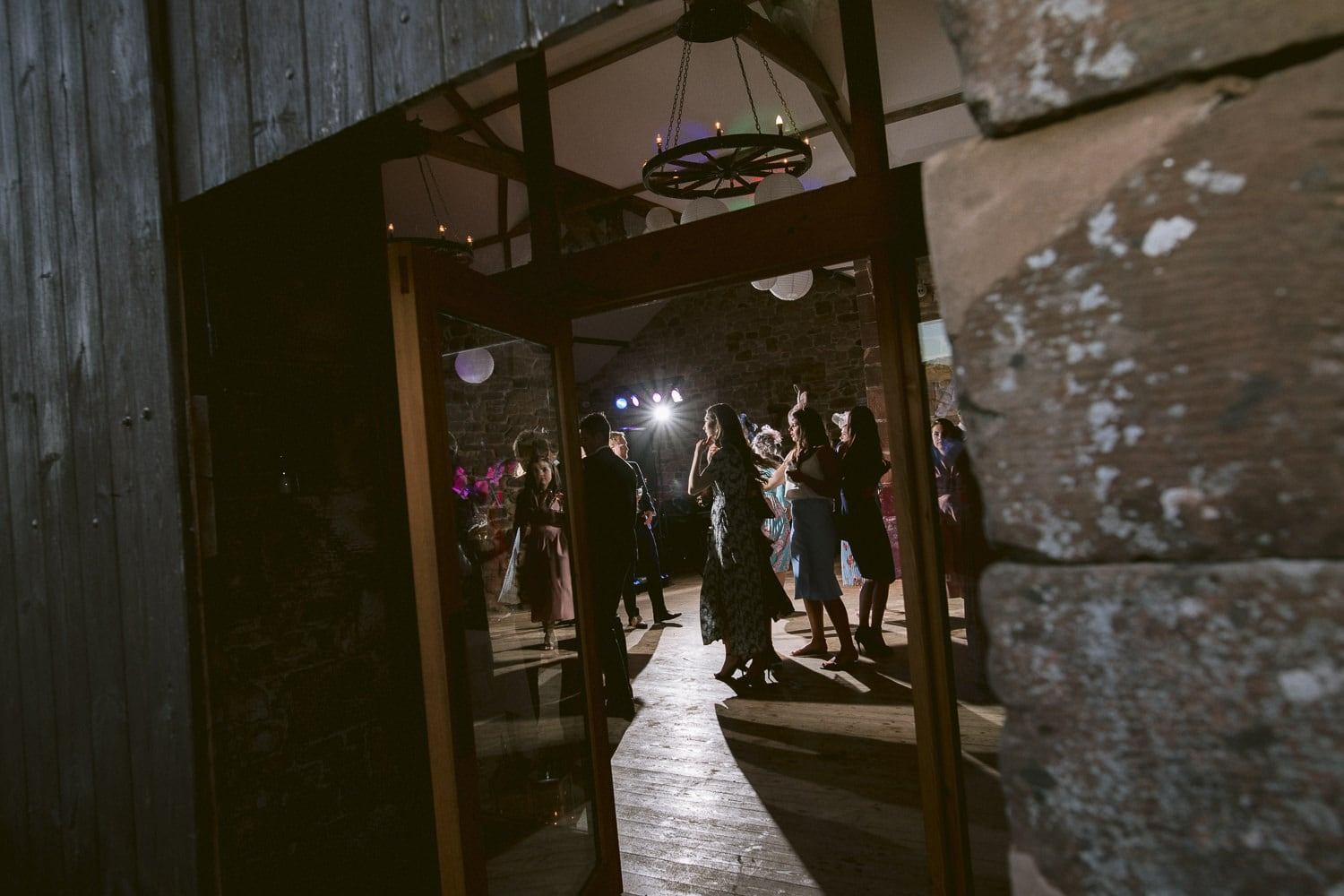 Photography View Of Entrance to Main Hall Dance Floor