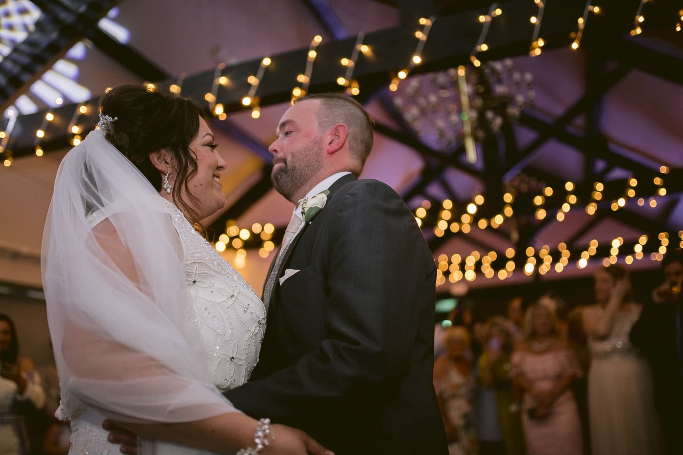 Photography Portrait of First Dance