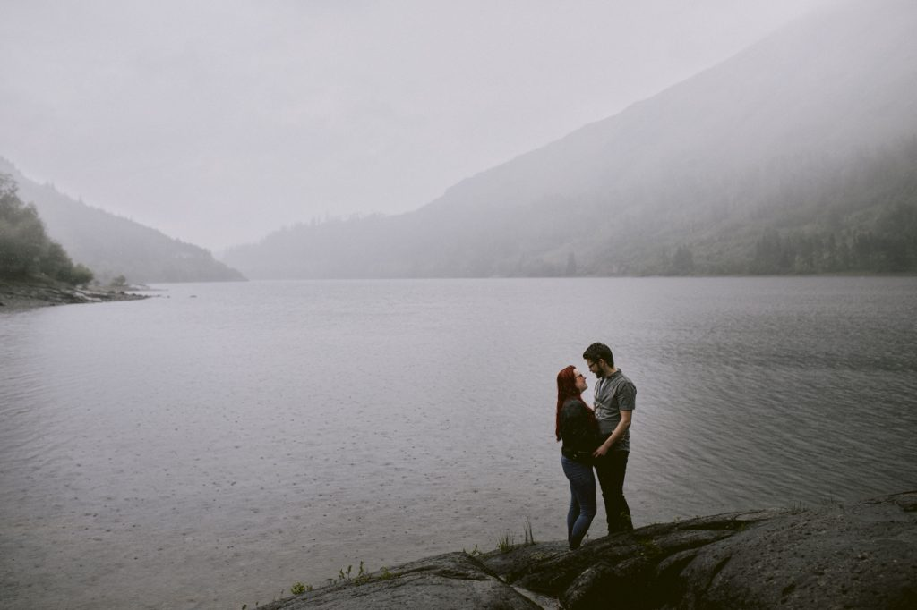 Couple Photography by the Lakeside Portrait Session