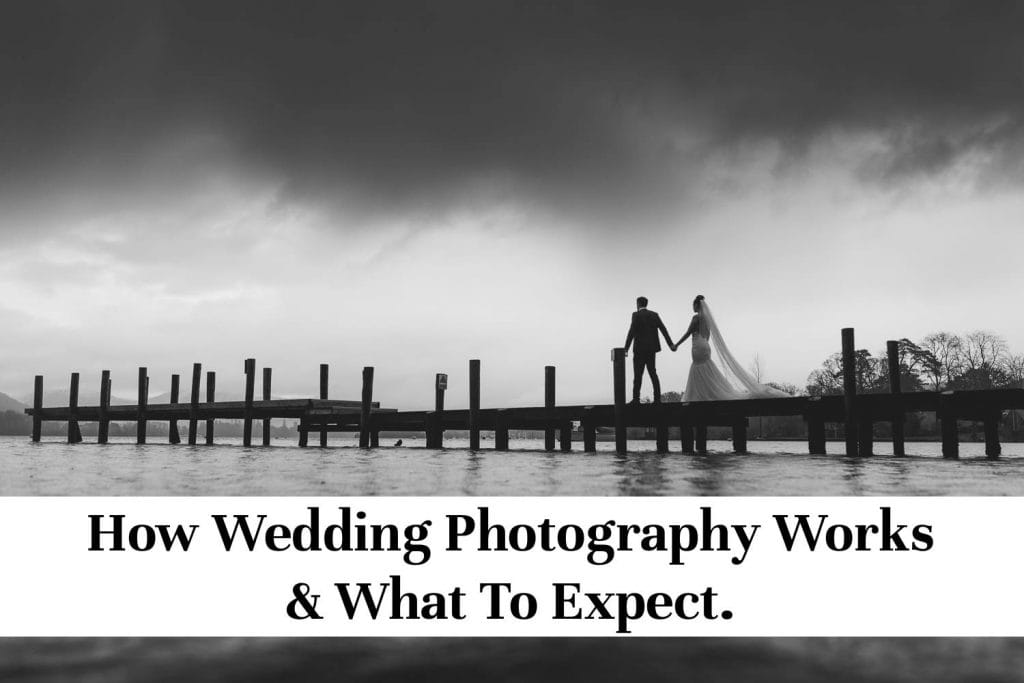 How Wedding Photography Works & What To Expect.