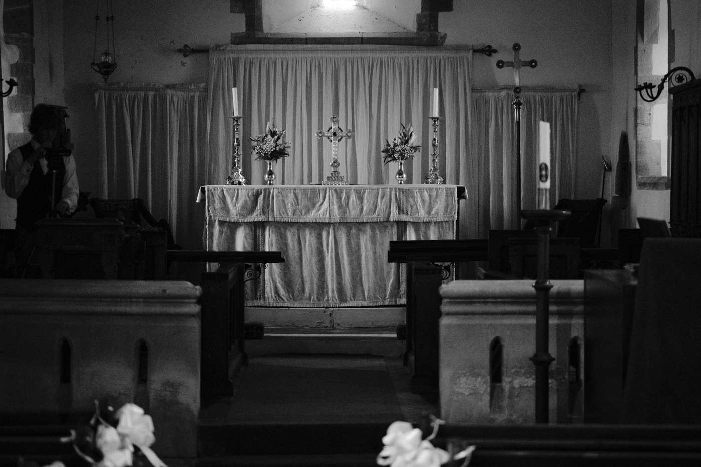Down the Alter Photography Session