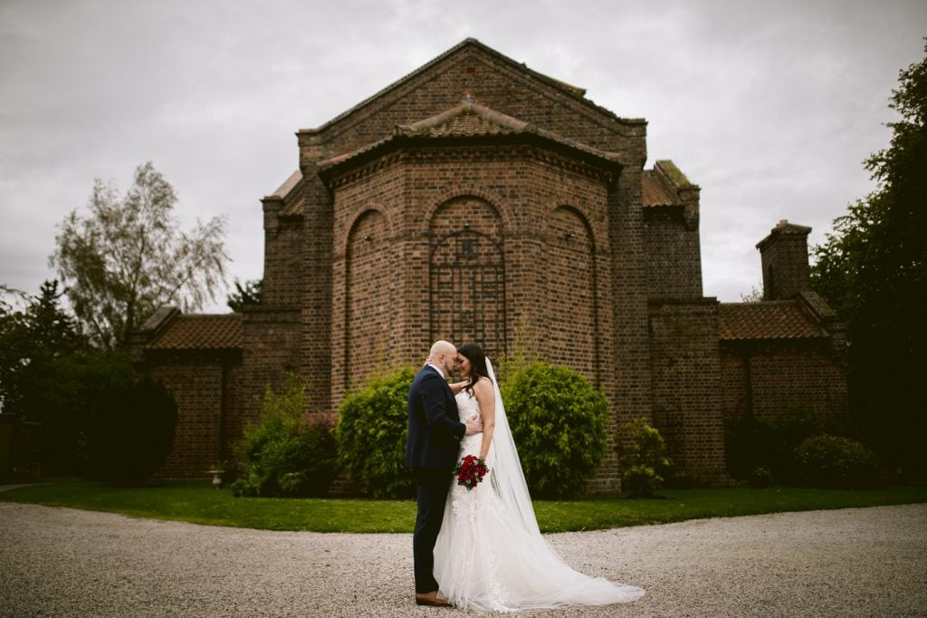 Anvil Hall Wedding Photograph